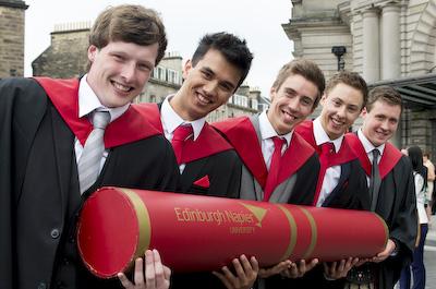 Edinburgh Napier MBA Scholarship in UK 2018