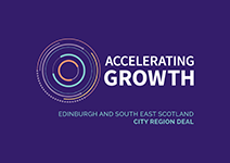 Accelerating growth logo