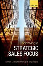 Strategic Sales Focus book cover