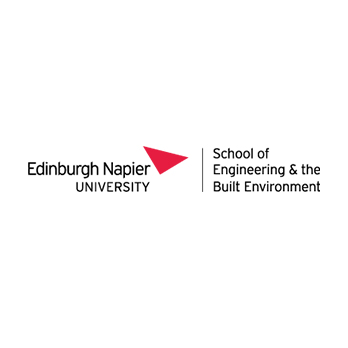 School of Engineering and The Built Environment logo