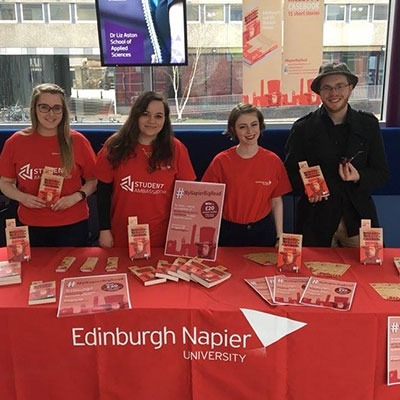 Edinburgh Napier Big Read