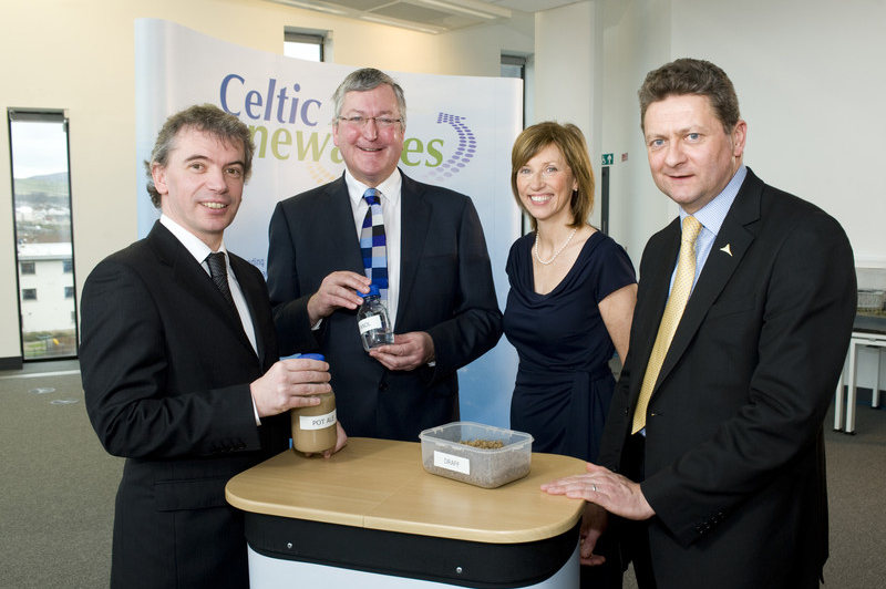 Celtic Renewables team