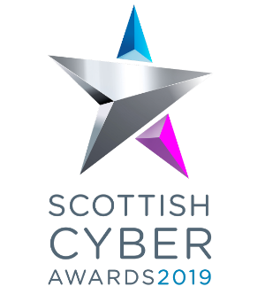 Cyber Awards logo 2019