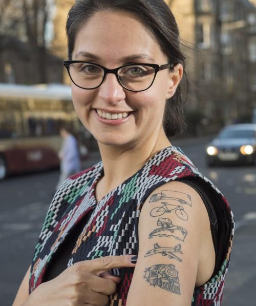 Tattooed girl dating site