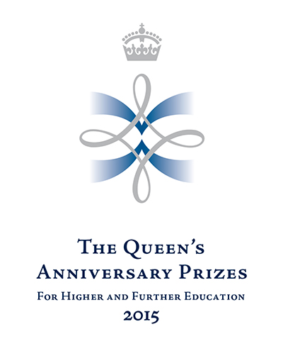 The Queen's Anniversary Prizes for Higher and Further Education 2015