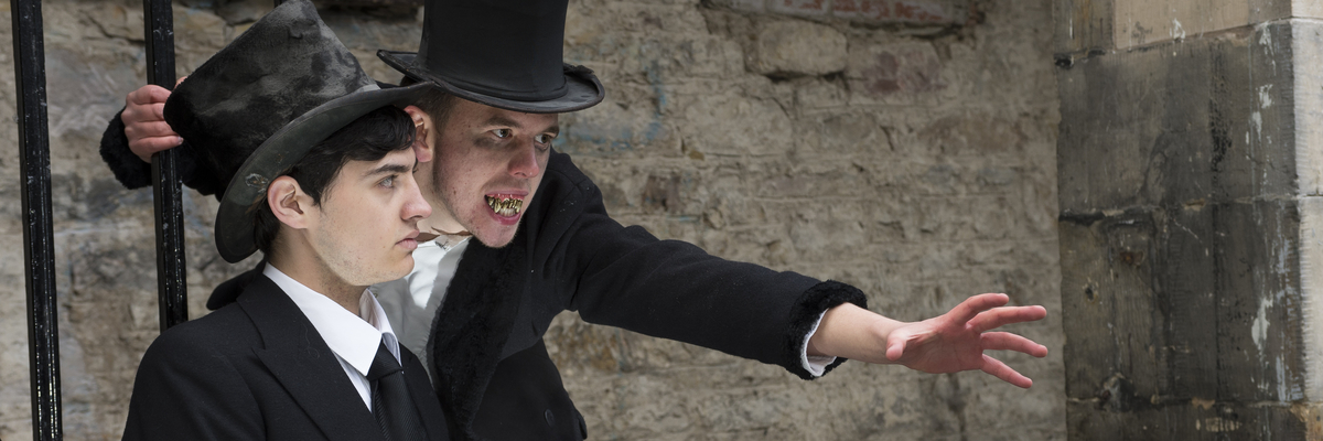 Jekyll & Hyde promotion | Edinburgh Napier University