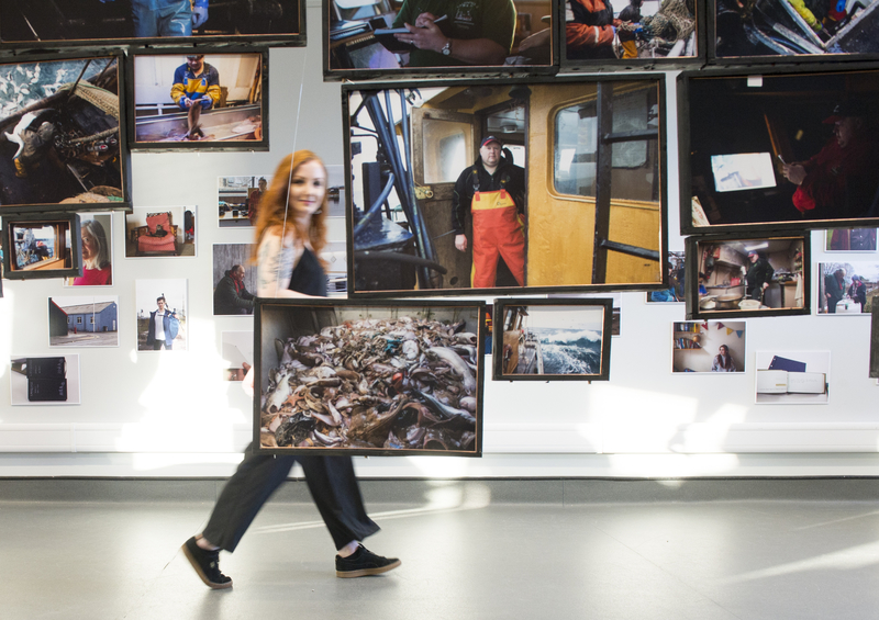 Degree Show 2018 at Edinburgh Napier University