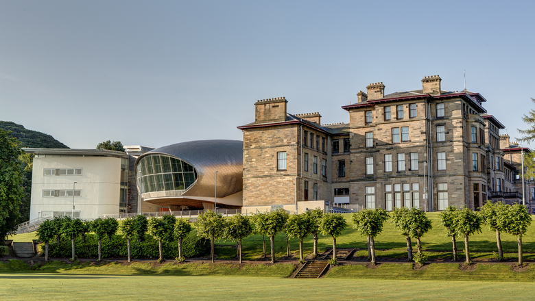 Beautiful Craiglockhart Campus | Edinburgh Napier University