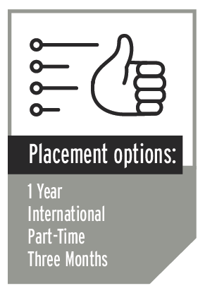 Placement options info graphic